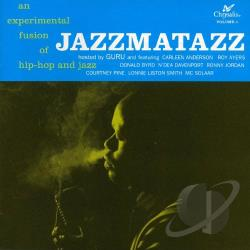 Guru - Jazzmatazz, Vol. 1 CD Cover Art