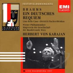 Brahms, J. - Brahms: German Requiem CD Cover Art