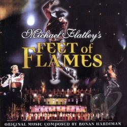 Hardiman, Ronan - Michael Flatley's Feet of Flames CD Cover Art