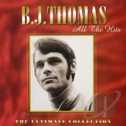 Thomas, B.J. - All the Hits: Ultimate Collection CD Cover Art