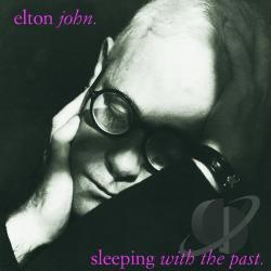 John, Elton - Sleeping with the Past CD Cover Art