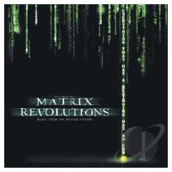 Davis, Don - Matrix Revolutions CD Cover Art