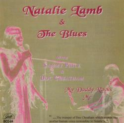 Lamb, Natalie - My Daddy Rocks Me CD Cover Art