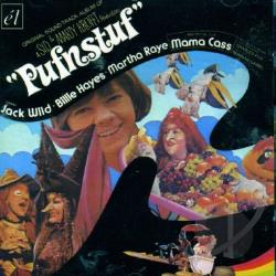 Pufnstuf CD Cover Art