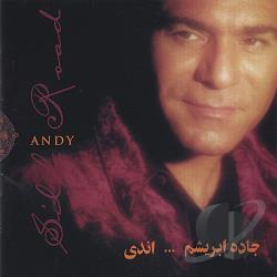 Andy - Silk Road CD Cover Art
