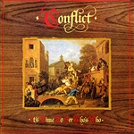 Conflict - It's Time to See Who's Who CD Cover Art