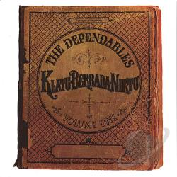 Dependables - Klatu Berrada Niktu CD Cover Art