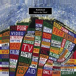 Radiohead - Hail to the Thief LP Cover Art