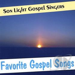 Son Light Gospel Singers - Favorite Gospel Songs CD Cover Art