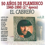 Cabrero - 50 A�os De Flamenco - 2� Epoca DB Cover Art