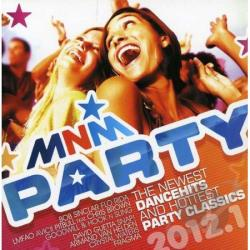 MNM Party CD Cover Art