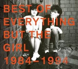 Everything But The Girl - Best Of 1984-94 CD Cover Art