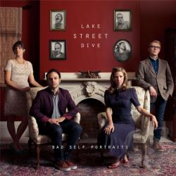 Lake Street Dive - Bad Self Portraits CD Cover Art