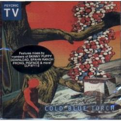 Psychic TV - Cold Blue Torch CD Cover Art