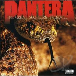Pantera - Great Southern Trendkill CD Cover Art