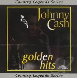 Cash, Johnny - Golden Hits CD Cover Art