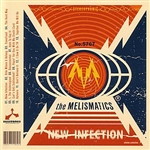 Melismatics - New Infection CD Cover Art