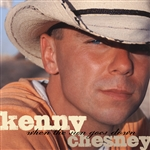 Chesney, Kenny - When the Sun Goes Down CD Cover Art