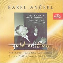 Ancerl, Karel - Gold Edition - Vol. 30 CD Cover Art