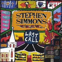 Simmons, Stephen - Last Call CD Cover Art