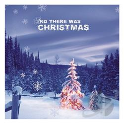 And There Was Christmas CD Cover Art