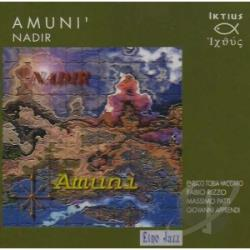 Nadir - Amundi CD Cover Art