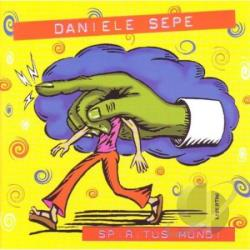Sepe, Daniele - Spiritus Mundi CD Cover Art