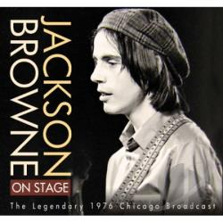 Browne, Jackson - On Stage CD Cover Art