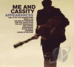 Me And Cassity - Appearances CD Cover Art