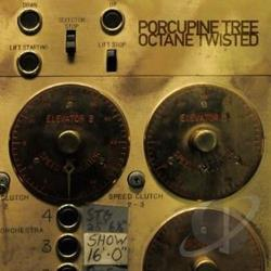 Porcupine Tree - Octane Twisted CD Cover Art