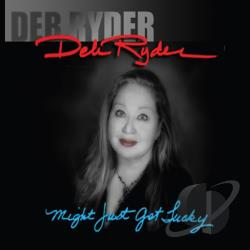 Ryder, Deb - Might Just Get Lucky CD Cover Art