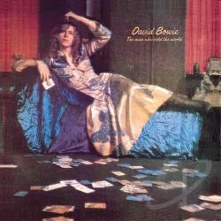 Bowie, David - Man Who Sold the World CD Cover Art