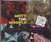 Mott The Hoople - Ballad of Mott: A Retrospective CD Cover Art