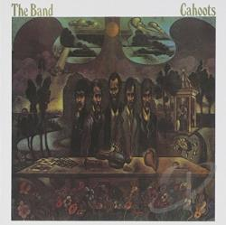 Band - Cahoots CD Cover Art