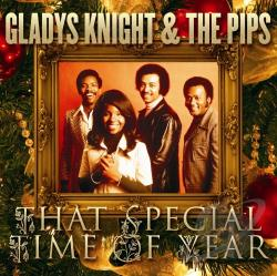 Knight, Gladys & The Pips - That Special Time of Year CD Cover Art