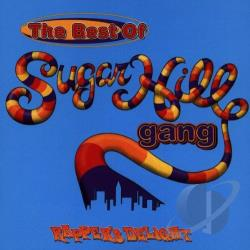 Sugarhill Gang - Best of Sugarhill Gang CD Cover Art
