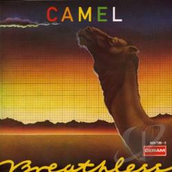 Camel - Breathless CD Cover Art