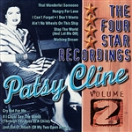 Cline, Patsy - Four Star Recordings, Vol. 2 CD Cover Art
