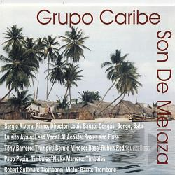 Grupo Caribe - Son De Melaza CD Cover Art