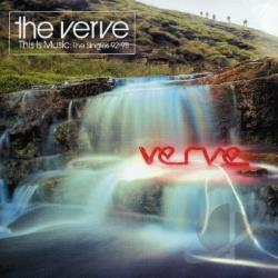 Verve - This Is Music: The Singles 92-98 CD Cover Art