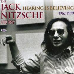 Nitzsche, Jack - Jack Nitzsche Story: Hearing Is Believing: 1962-1979 CD Cover Art