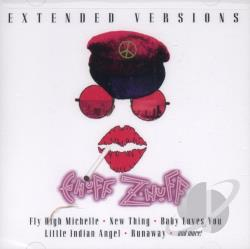 Enuff Z'Nuff - Extended Versions CD Cover Art