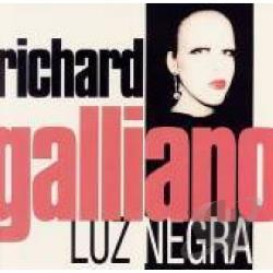 Galliano, Richard - Luz Negra CD Cover Art