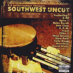 R&D - Southwest Uncut CD Cover Art