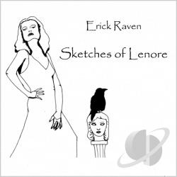 Raven, Erick - Sketches of Lenore CD Cover Art