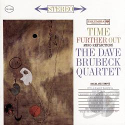 Brubeck, Dave / Brubeck, Dave Quartet - Time Further Out CD Cover Art
