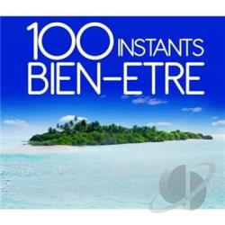 100 Instants Bien-Etre CD Cover Art