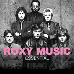 Roxy Music - Essential CD Cover Art