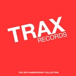 Various Artists - Trax Records: The 20th Anniversary Collection Mixed By Maurice Joshua & Paul Johnson DB Cover Art