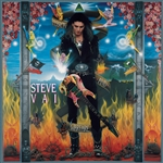 Vai, Steve - Passion And Warfare CD Cover Art